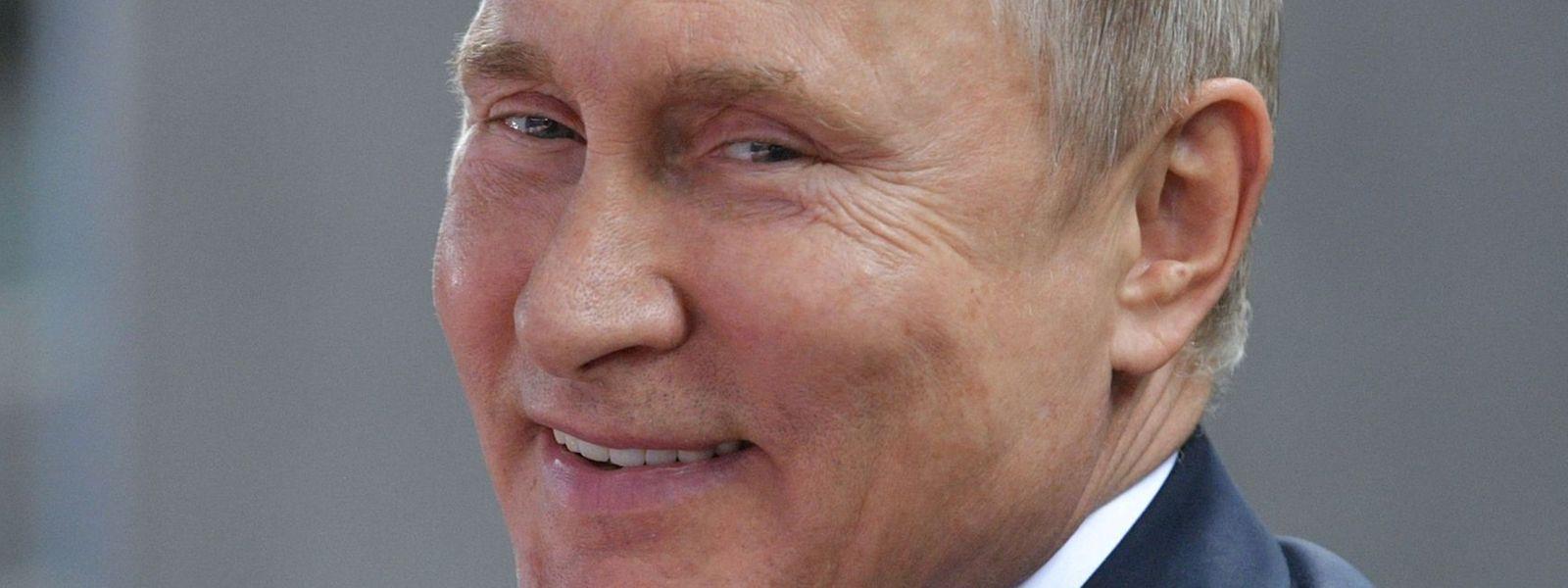 Beliebter als Trump: Wladimir Putin.