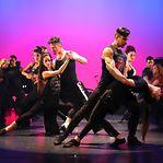 Quando o tango é coração, vertigem e acrobacia