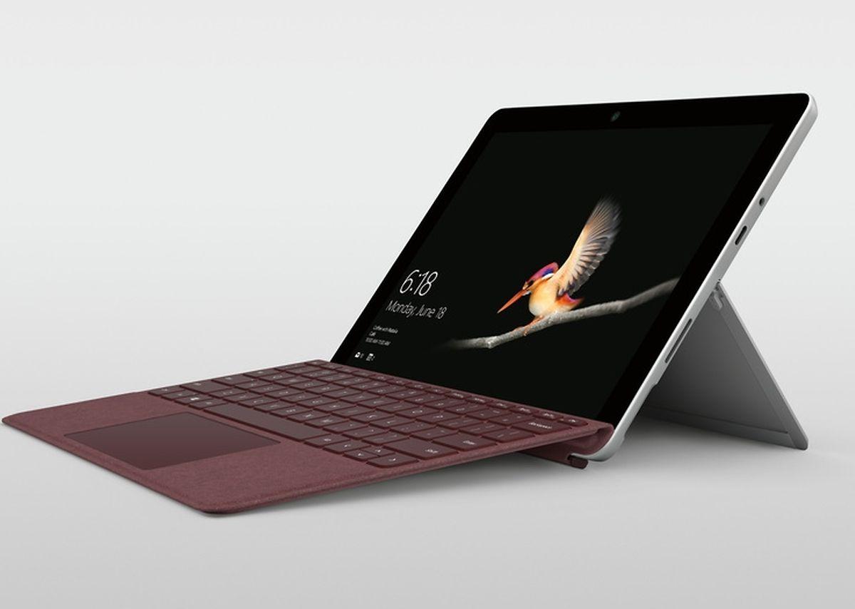 """Microsoft """"Surface Go"""", Preis ab 450 Euro"""