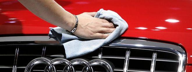 Der Dieselskandal kratzt auch am Audi-Markenimage.
