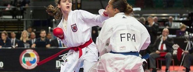 Jenny Warling kehrt mit der Silbermedaille aus Spanien zurück.