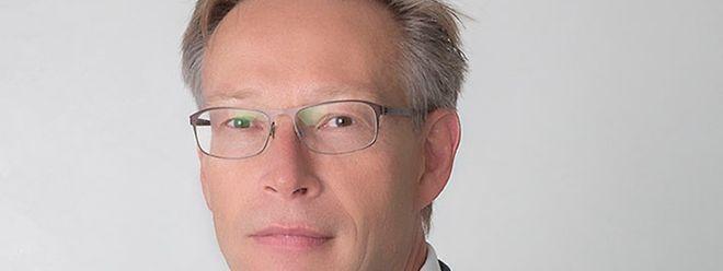Geoffroy Bazin qui a pris la succession de Carlo Thill au Luxembourg depuis le 1er juillet, a annoncé la clôture du rachat d'ABN Amro Luxembourg