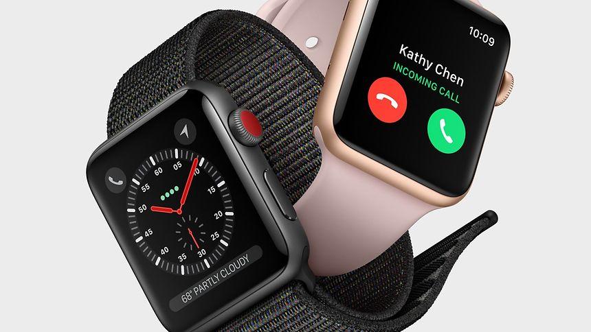 18 millions d'Apple Watch vendues en 2017