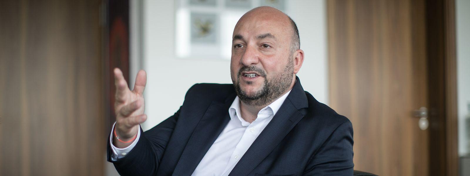 Etienne Schneider zieht es nach fast acht Jahren in der Regierung in die Privatwirtschaft.