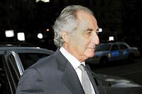 Madoff hatte ein jahrzehntelanges betrügerisches Schneeball-System gestanden - mit einem Schaden von rund 65 Milliarden Dollar.