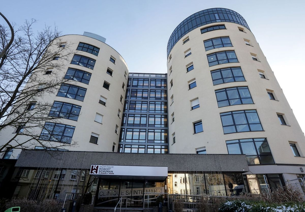 Government plans to expand Robert Schuman hospitals. Photo Guy Jallay