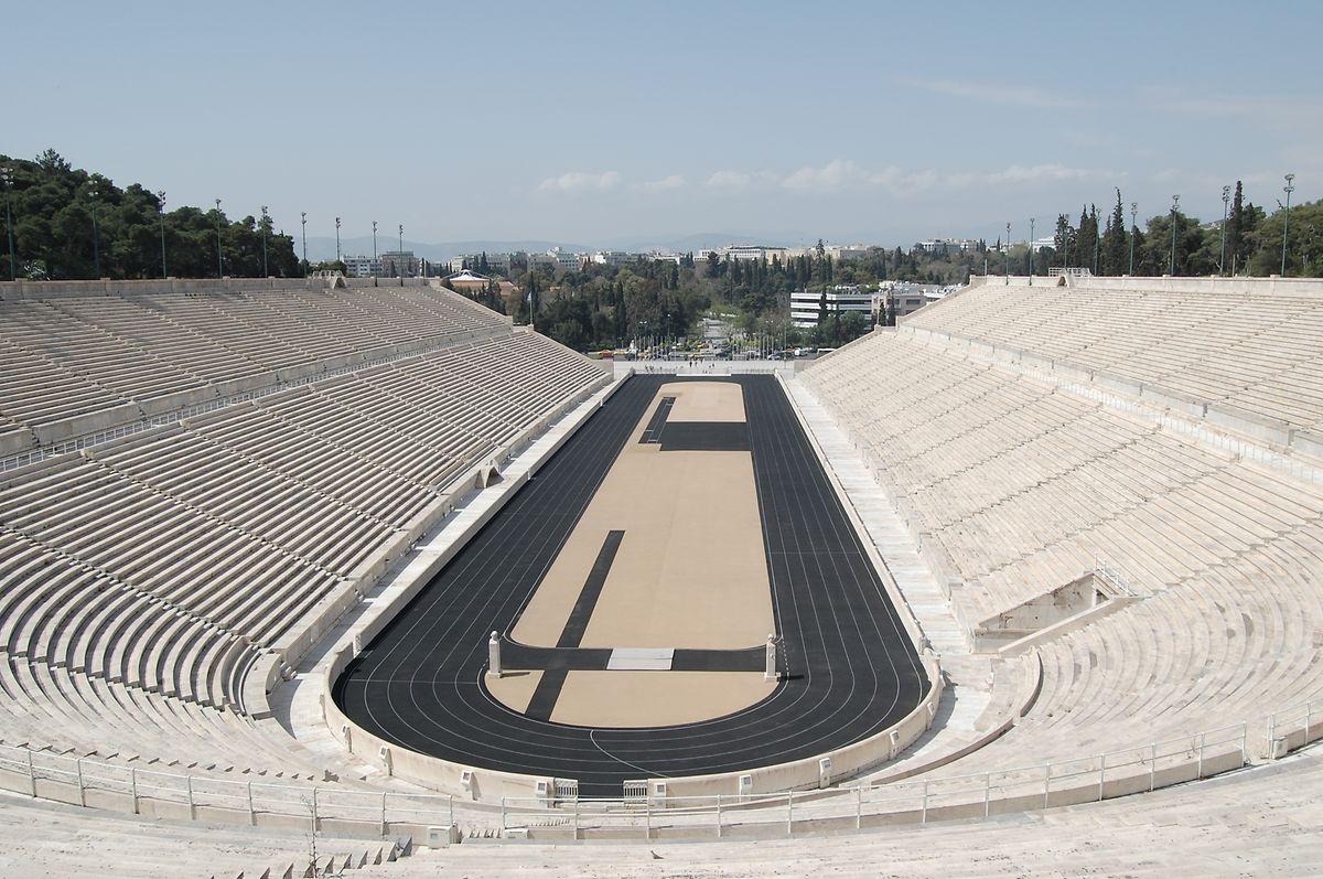 Estádio Panatenaico.