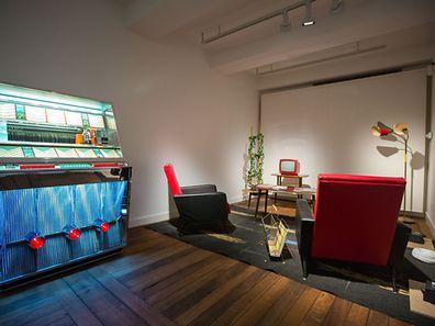 """Die Jukebox als Symbol von Amerikanisierung: Nach dem Zweiten Weltkrieg herrschte der """"American Way of Life"""" in Luxemburg"""
