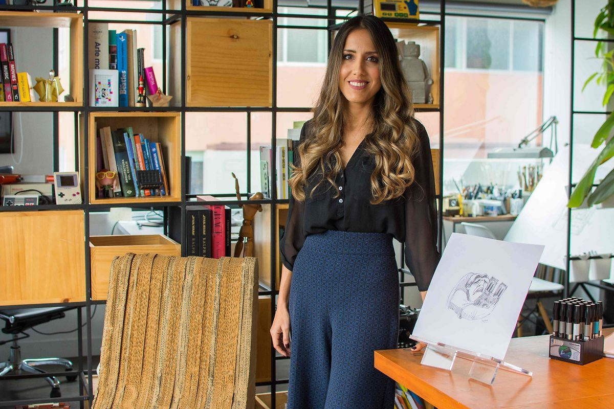 Cristina Correa vit à Guayaquil, dans le sud-ouest de l'Equateur.
