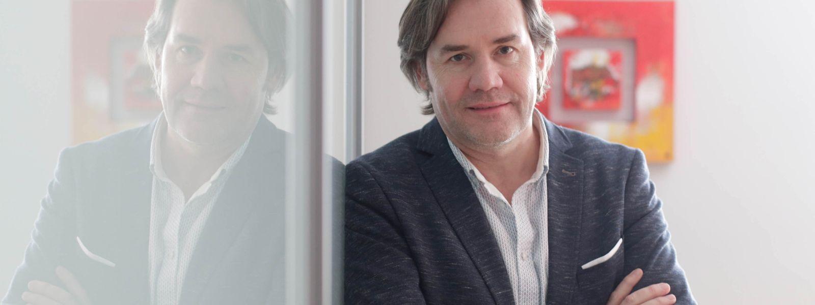 A 49 ans, Marc Lies est député-maire de Hesperange depuis 9 ans.