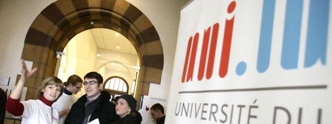 Die Reform der Studienbeihilfen könnten insbesondere die Studierenden an der Uni Luxemburg belasten.