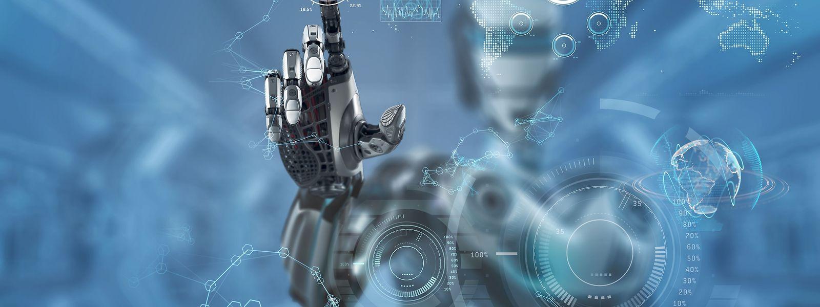 Computersimulationen, fühlende Materie, Gestaltwandler - Forschung kann auch sehr futuristisch sein.