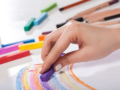 The researchers found that 75 percent of the participants experienced a reduction in their cortisol levels when they took part in artistic activities for 45 minutes