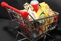 """Für die Berechnung der Inflation dient der so genannte """"Warenkorb"""" mit Konsumgütern aller Art."""
