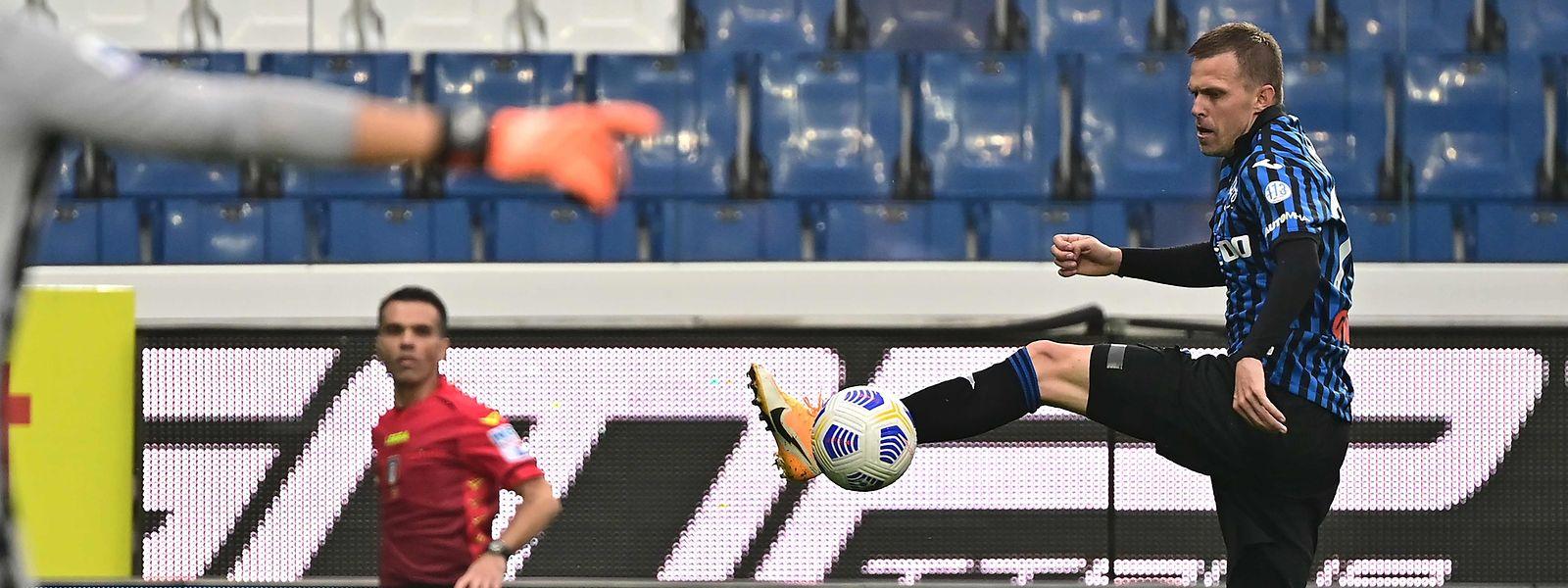 Josip Ilicic et l'Atalanta retrouvent la pelouse de l'Atleti Azzurri d'Italia stadium ce mardi soir.