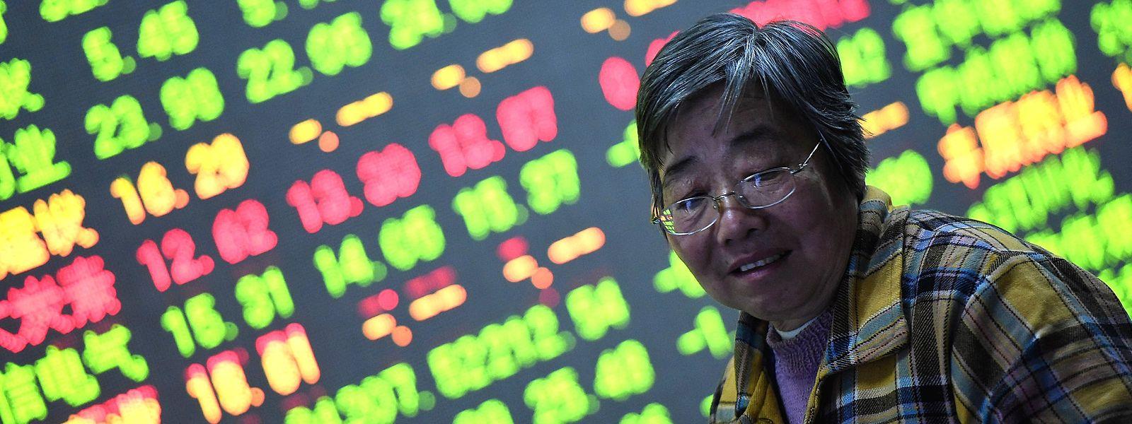 La chute des cours boursiers en Chine et sur la planète est particulièrement préoccupante pour l'activité financière au Grand-Duché.