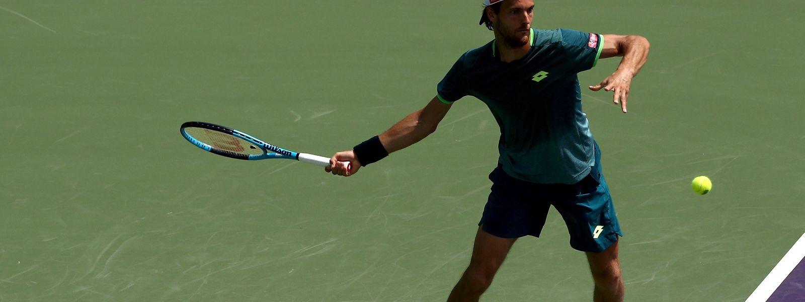 O tenista português, João Sousa.