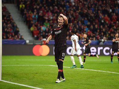 Leverkusen mit Stefan Kießling blamierte sich beim Drittligisten Sportfreunde Lotte.