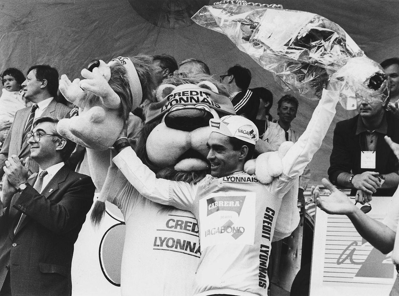 Acácio da Silva, um dos grandes nomes do ciclismo internacional