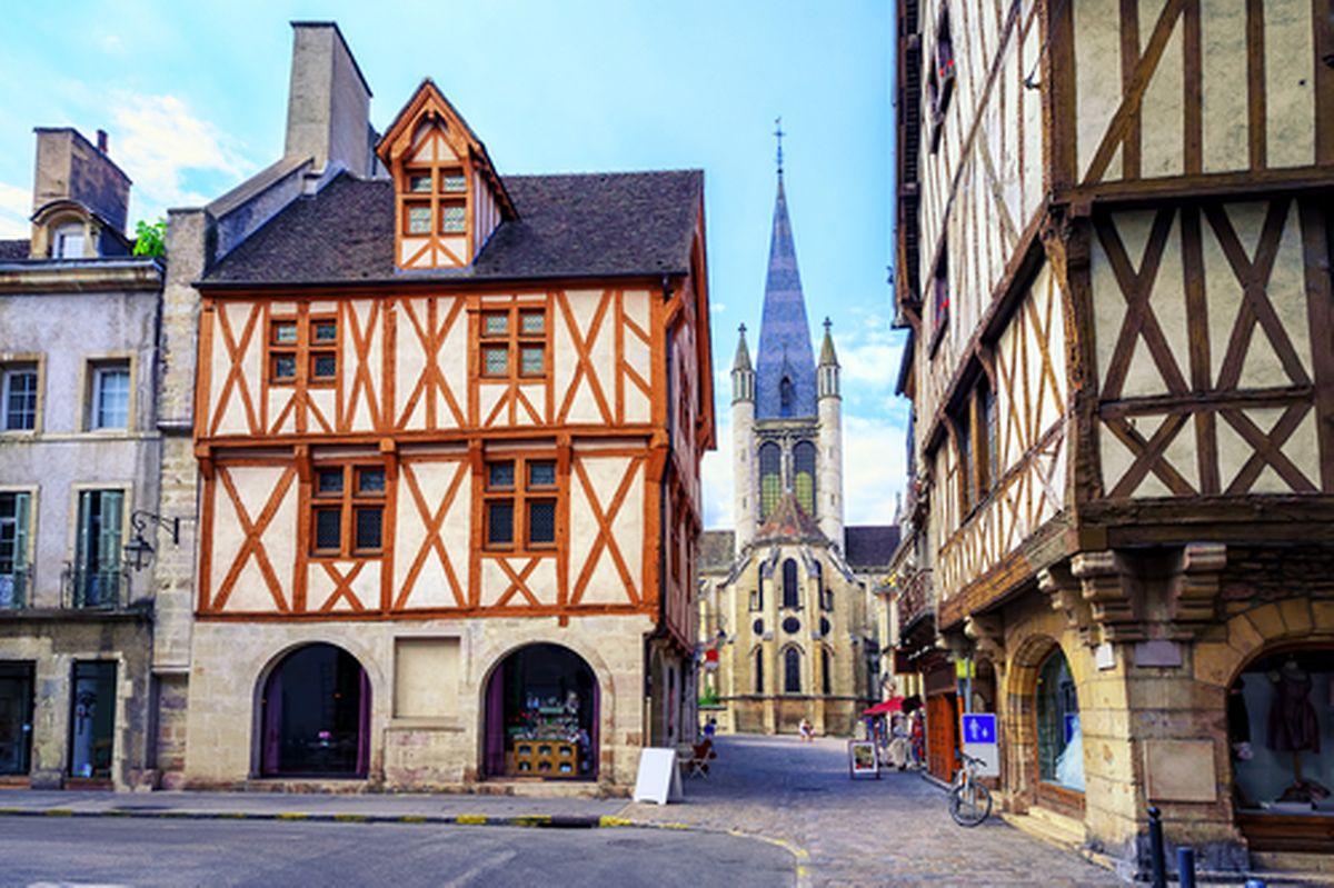 Dijon is home to Boeuf Bourguignon Photo: Shutterstock