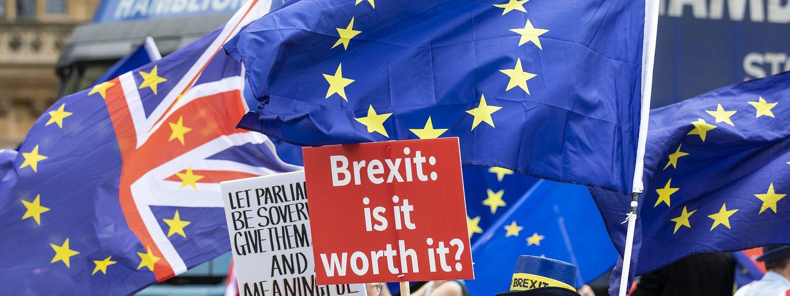 La hausse des produits d'assurance non vie s'explique par la relocalisation de compagnies d'assurance au Luxembourg dans le contexte du Brexit