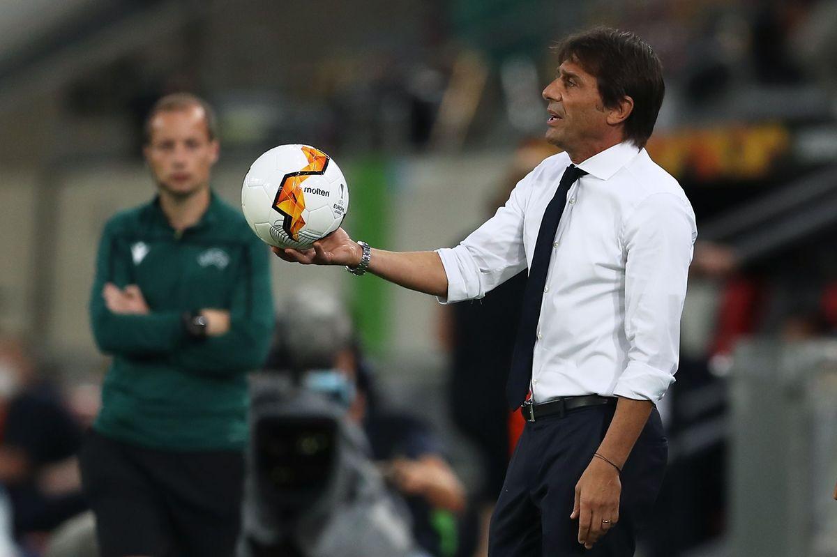 Antonio Conte n'entend pas laisser passer l'occasion de conquérir un premier trophée continental après des titres nationaux avec la Juventus et Chelsea