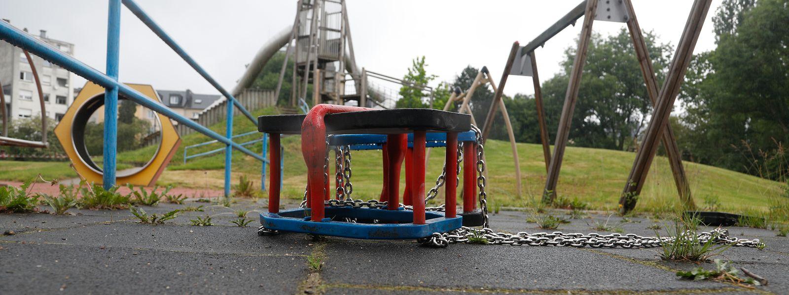 Auf eine klare Ansage und eine kohärente Position zur Spielplatz-Thematik warteten die Bürger lange Zeit vergeblich.