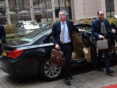 Chargé de communication de Pierre Gramegna jusqu'ici, Bob Kieffer (à droite), deviendra le secrétaire général du ministère des Finances.