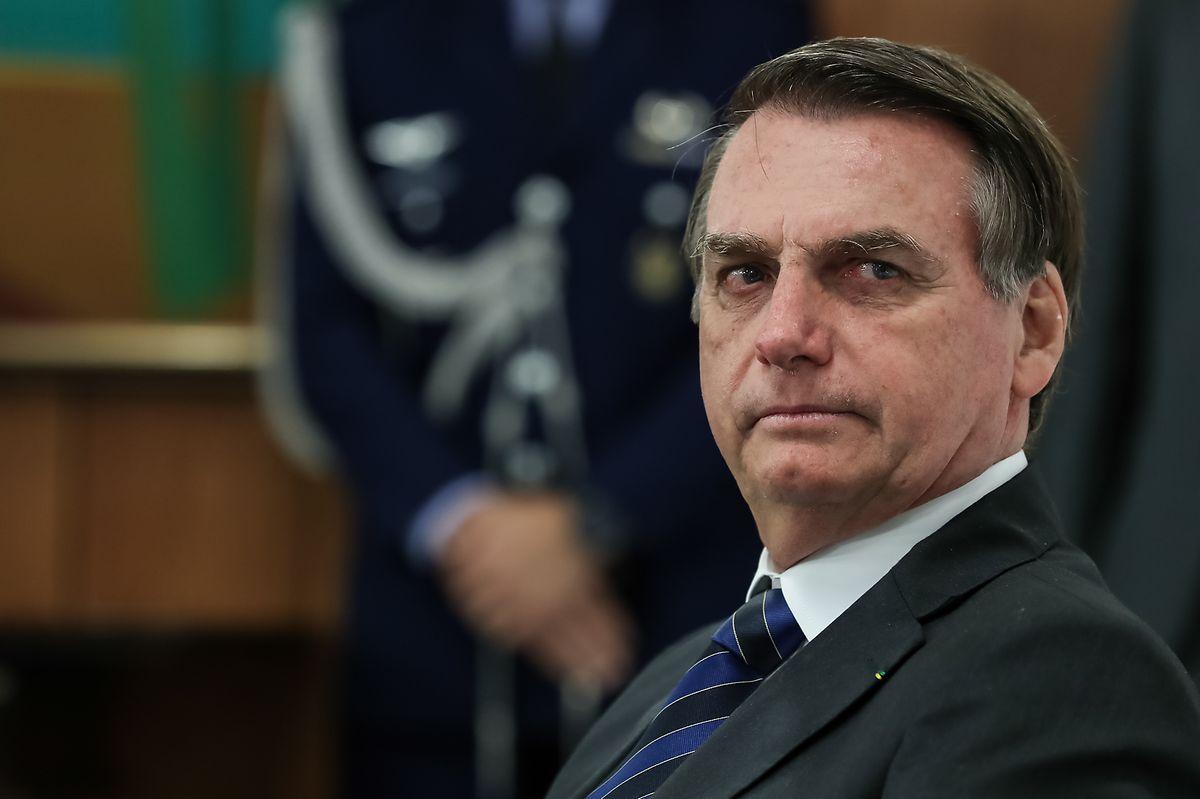 Der brasilianische Präsident Jair Bolsonaro.