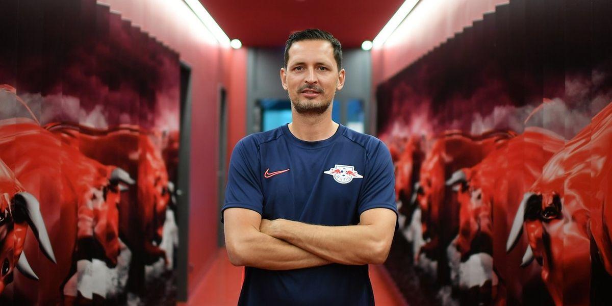 Dino Toppmöller geht zu einem Champions-League-Verein.