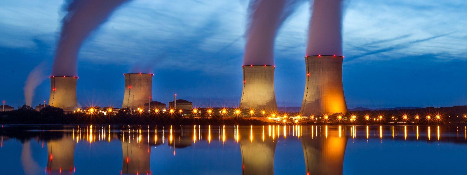 Só há três reatores a funcionar na central nuclear de Cattenom.