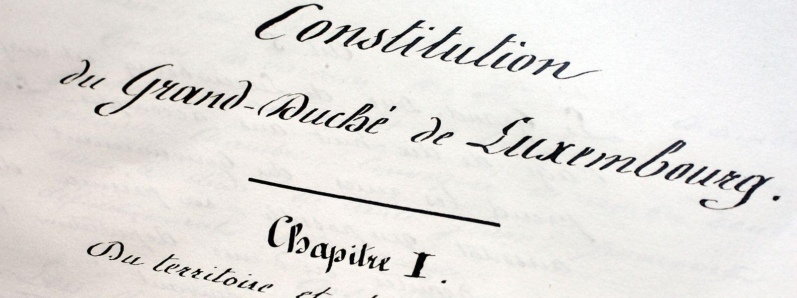 La volte-face du CSV sur la réforme de la Constitution se trouve au coeur des critiques sur l'indépendance de la Justice par le Greco.