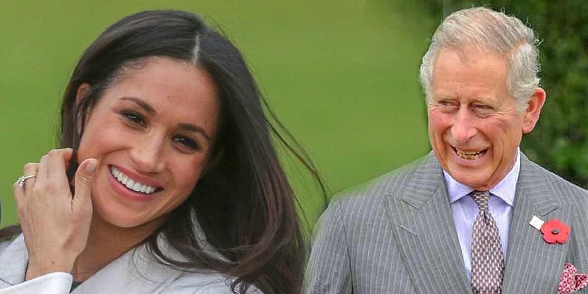 Le prince Charles conduira Meghan Markle à l'autel samedi