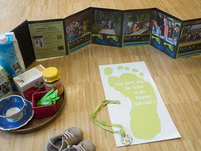 Ob durch den Verkauf von Fairtrade-Produkten oder mittels Infost�nden, Sportevents, Verkostungen oder Workshops: Jeder kann einen Schritt dazu beitragen die Welt ein kleines St�ck zu verbessern. Foto: Cheryl Cadamuro