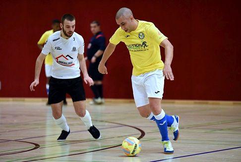 Futsal / 14e journée: Clervaux et l\'ALSS Münsbach en tête
