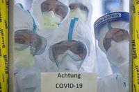Coronavirus - Hôpital Kirchberg - COVID-19 - intensivstation  - Foto: Pierre Matgé/Luxemburger Wort