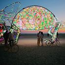 Instagram: As melhores fotos do Festival Burning Man 2018