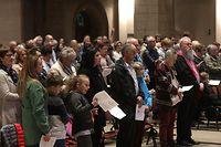Bis mindestens zum 3. April finden in Luxemburg keine katholischen Gottesdienste statt.
