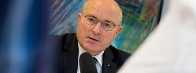 Generalvikar Leo Wagener setzt beim Fonds auf Dialog.