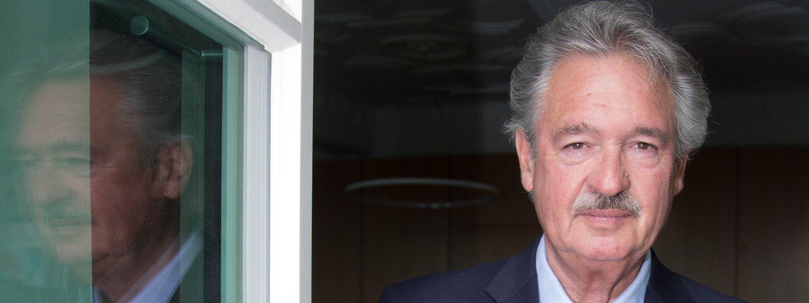 Jean Asselborn, Minister für auswärtige und europäische Angelegenheiten.