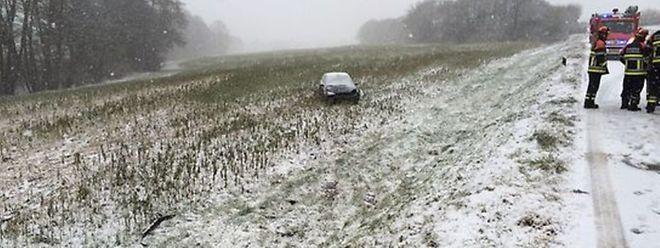 Dois ligeiros colidiram no sábado de manhã entre Schrondweiler e Nommern