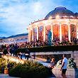 Musiktempel: Das Botanique zählt zu Brüssels Topadressen in Sachen Indie-Rock.