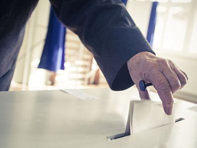 Durch die Einteilung in vier Wahlbezirke bekommt jede Stimme ein unterschiedliches Gewicht.