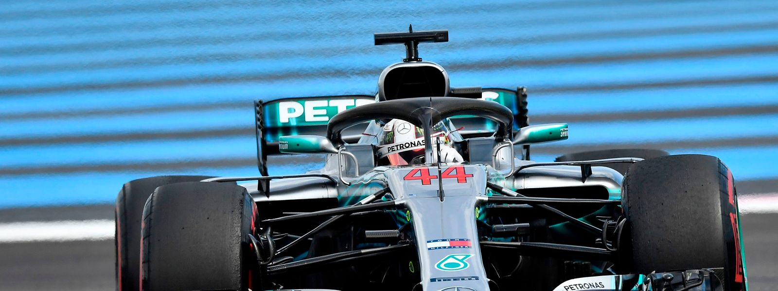 Lewis Hamilton gewann bereits drei Rennen in dieser Saison.