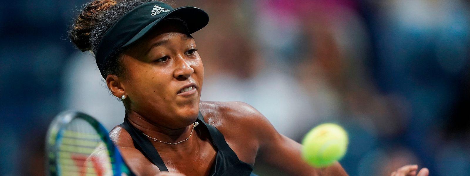 Naomi Osaka ist die große Entdeckung der US Open 2018.
