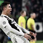 UEFA abre processo disciplinar a Cristiano Ronaldo