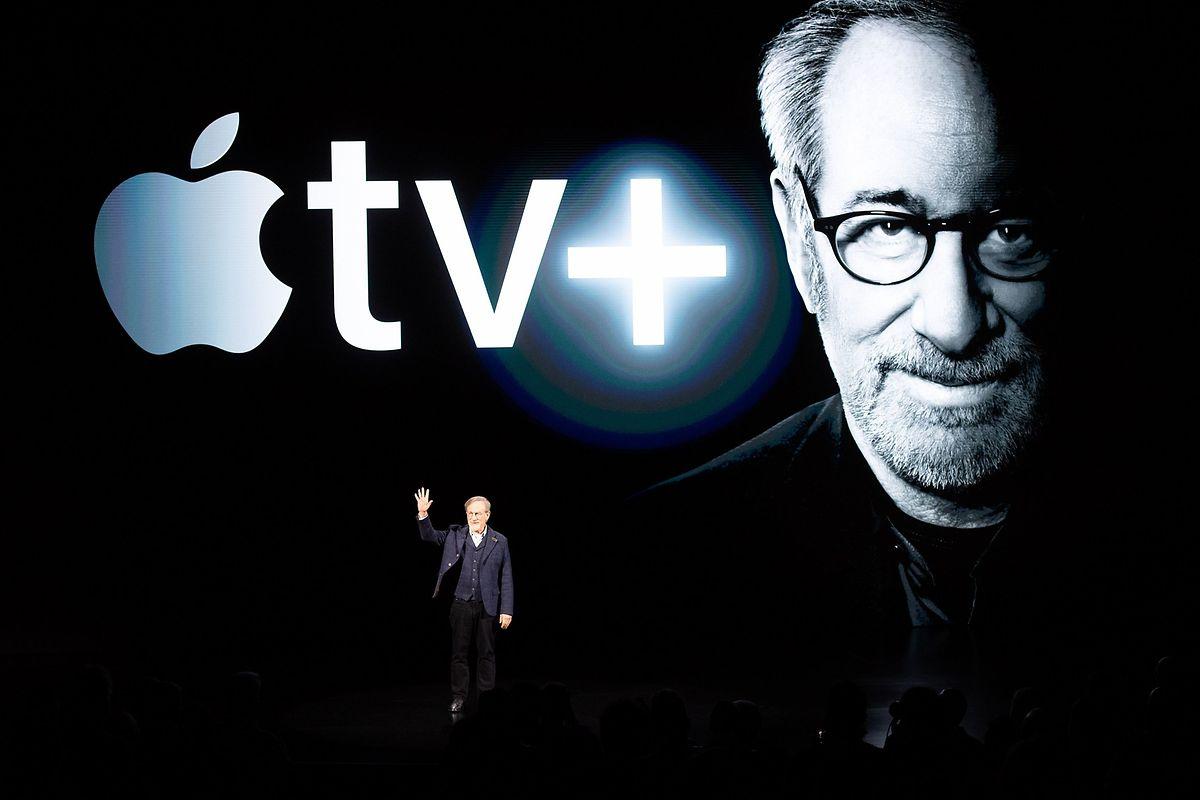 Apple geht im Herbst mit Apple TV Plus und Steven Spielberg an den Start.