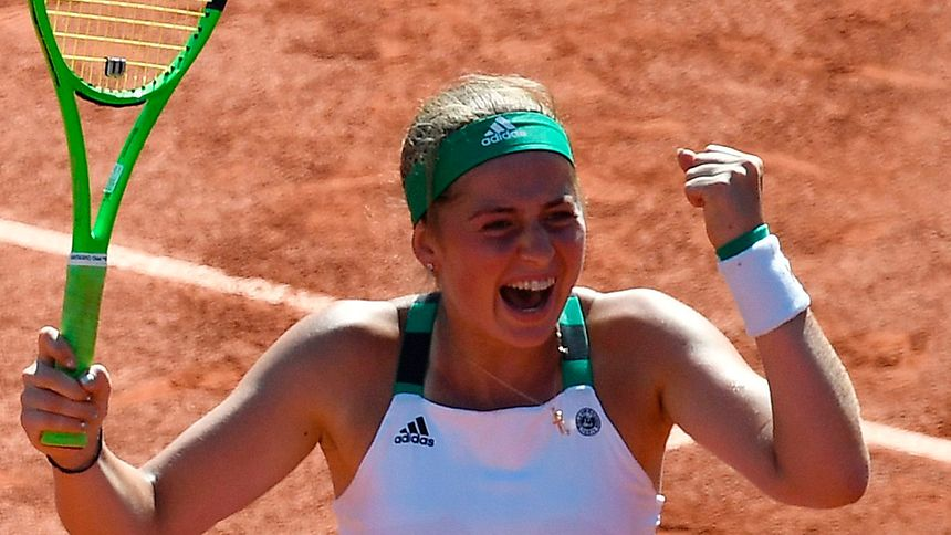 French Open: Jelena Ostapenko Überraschungs-Siegerin
