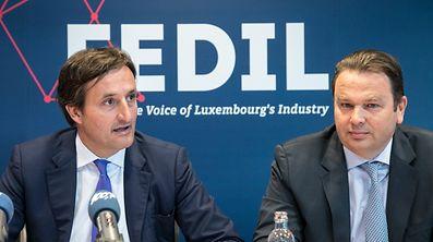 Nicolas Buck et René Winkin s'inquiètent du vide juridique laissé par la fin du régime fiscal luxembourgeois applicable aux revenus liés à la propriété intellectuelle