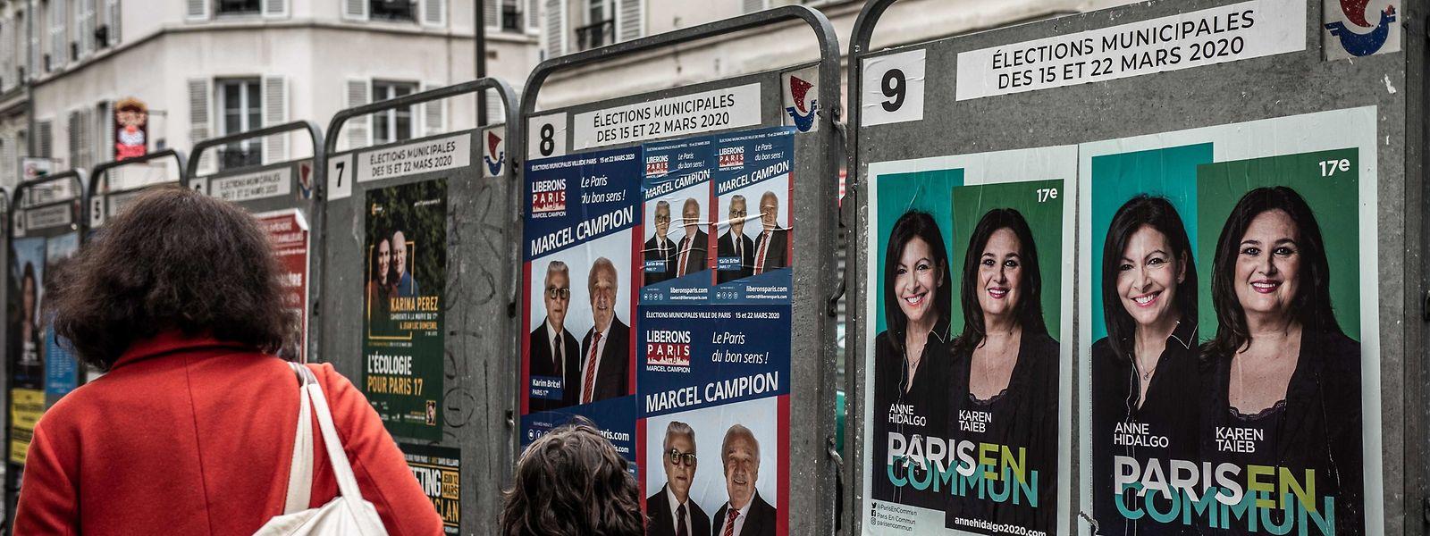 Les électeurs auront à choisir entre les 902.465 candidats souhaitant siéger en conseil municipal.